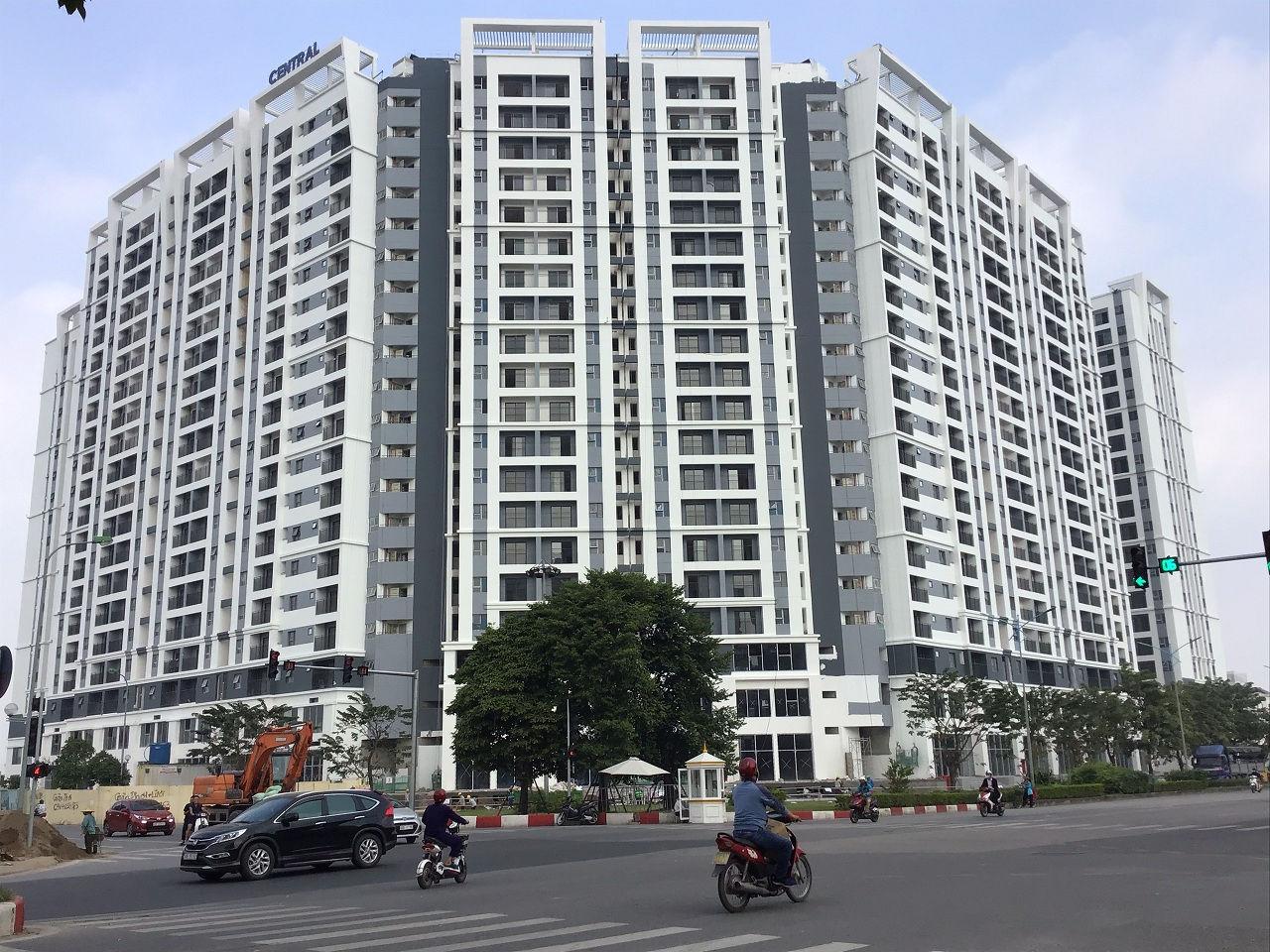 tổng quan khu shope house Hope Residences Phúc Đồng